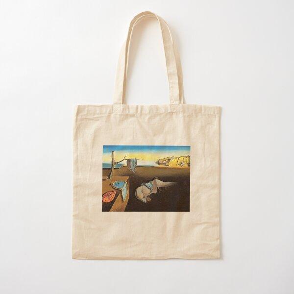 DALI, Salvador Dali, The Persistence of Memory, 1931. Cotton Tote Bag
