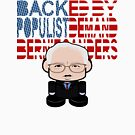 Backed by Populist Demand: Bernie Sanders 2.0 by Carbon-Fibre Media
