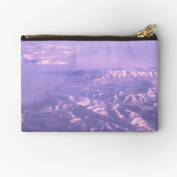Somewhere over Axel Hedberg Zipper Pouch