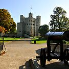 Rochester Castle  by Lisa Williams