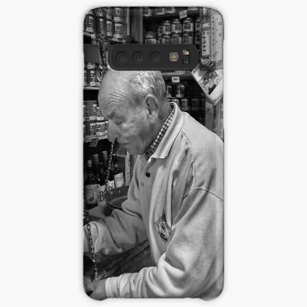 Ironmonger, Rabat Malta Mono Study Samsung Galaxy Snap Case