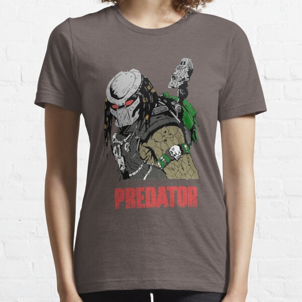 Le prédateur T-shirt essentiel