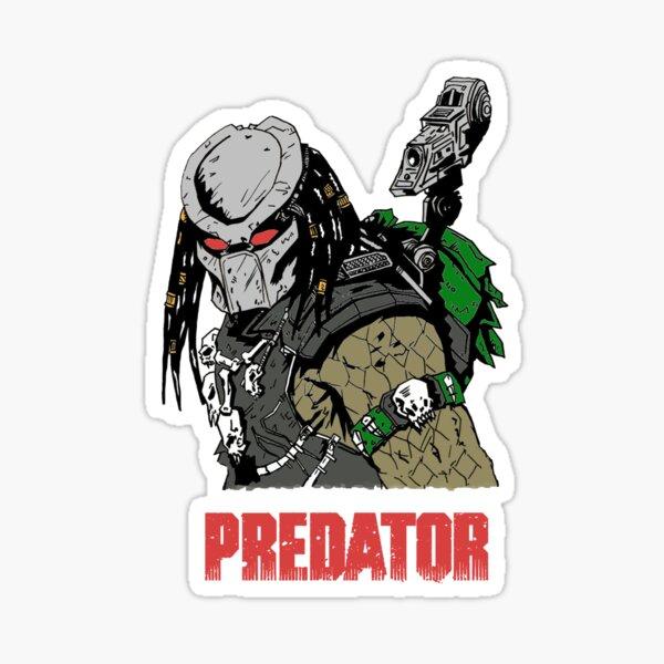 Le prédateur Sticker
