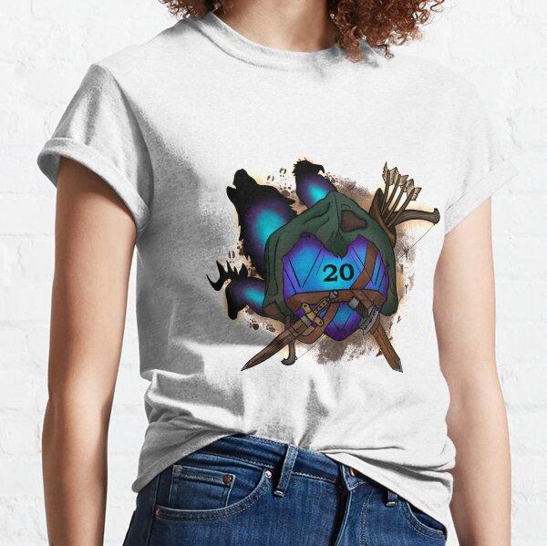 D&Dice; Ranger Classic T-Shirt