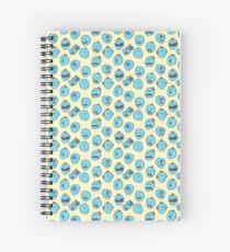 mr meeseeks look at me!  Spiral Notebook