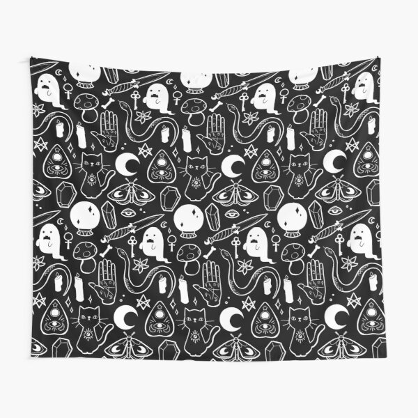 Spooky Business Tapestry