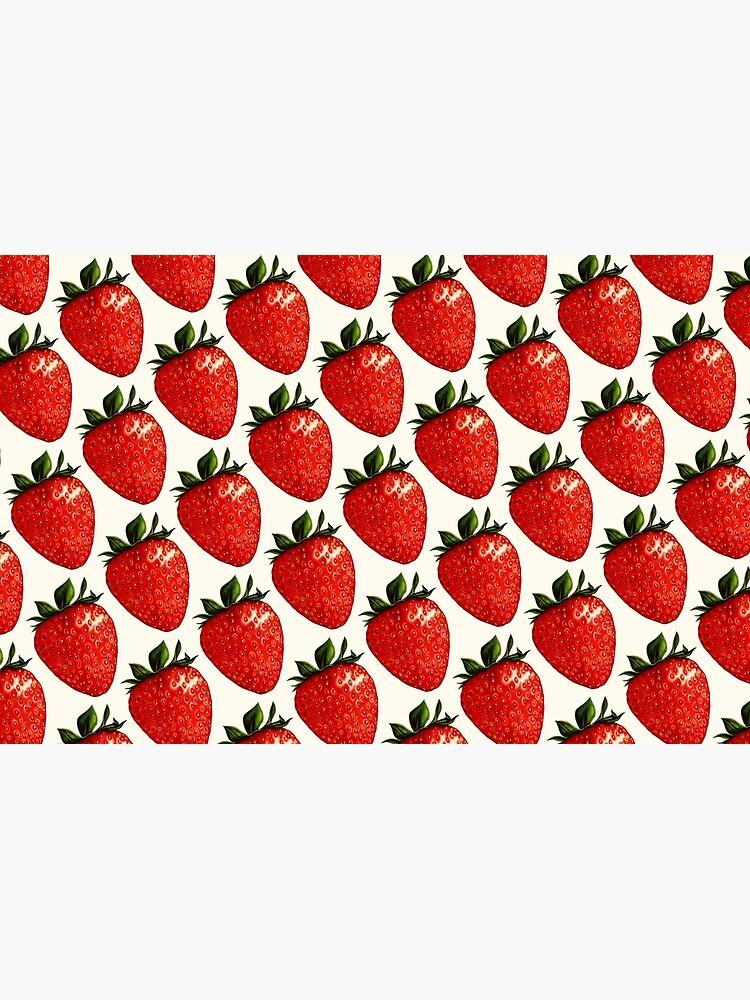 Strawberry Pattern by KellyGilleran