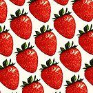 Strawberry Pattern by Kelly  Gilleran