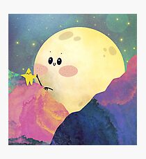Starry friend Photographic Print