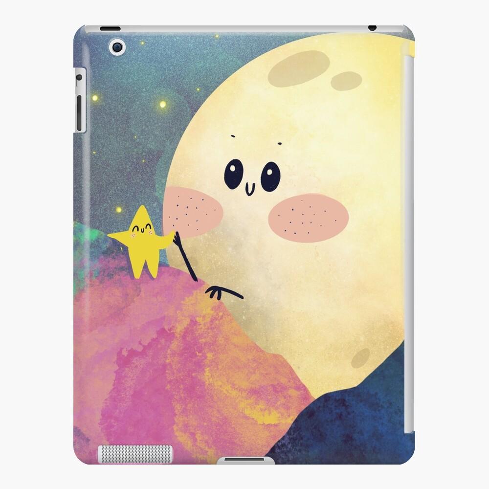 Starry friend iPad Case & Skin