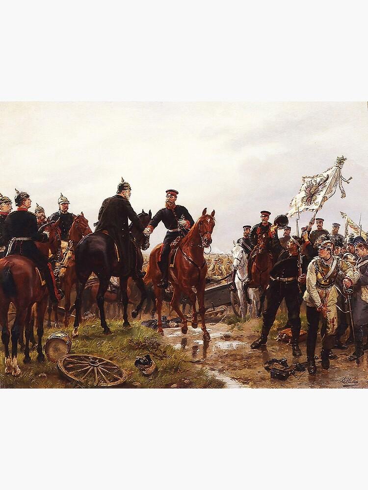 Battle of Königgrätz, 1866 ...Austro-Prussian War by edsimoneit
