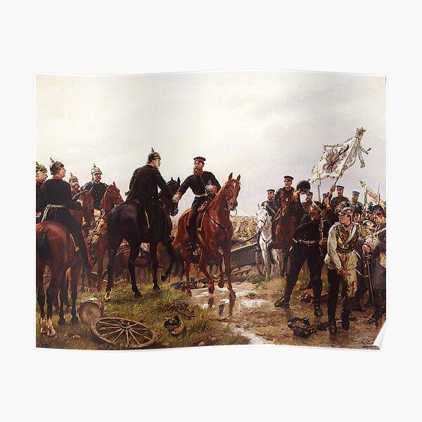 Battle of Königgrätz, 1866 ...Austro-Prussian War Poster