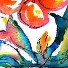groovy Peace flower by CheyAnne Sexton by CheyAnne Sexton