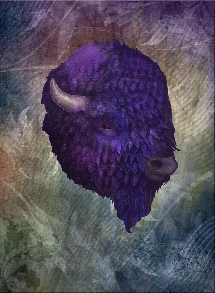 Blue Buffalo by tomcolumbus