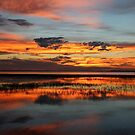 Smooth Sunset by Jim Roche