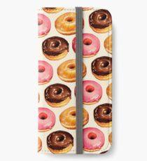 Donut Pattern iPhone Wallet/Case/Skin