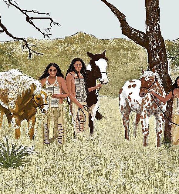 Sons of Eaglehorse by Carole Boyd