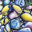 Beach Rocks by Kevin Cameron