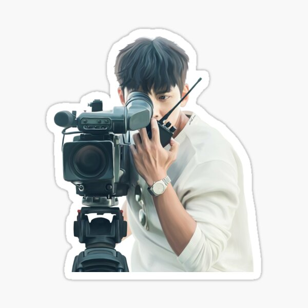 PD Ji Chang Wook Sticker
