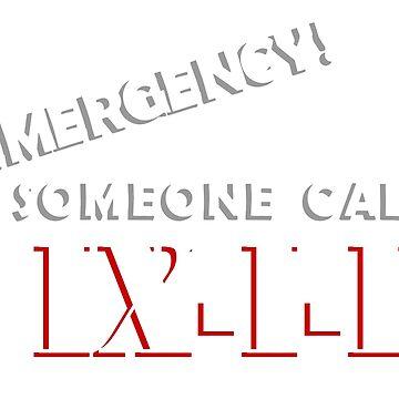 call 911 by sleepykiks
