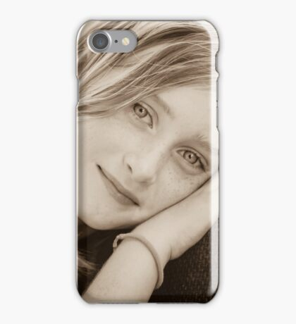 Beautiful Child iPhone Case/Skin