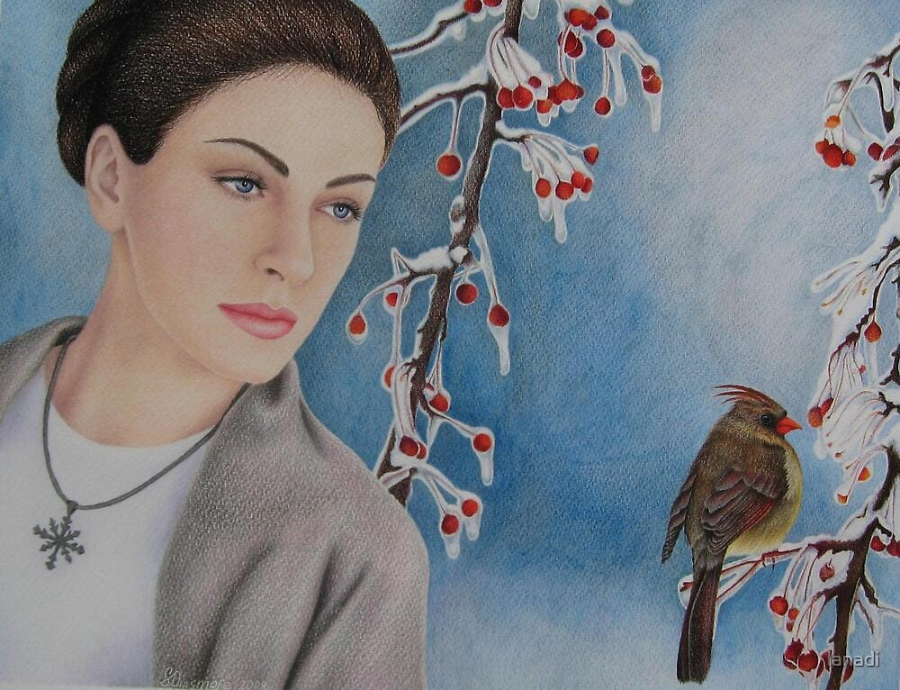 Winter by lanadi