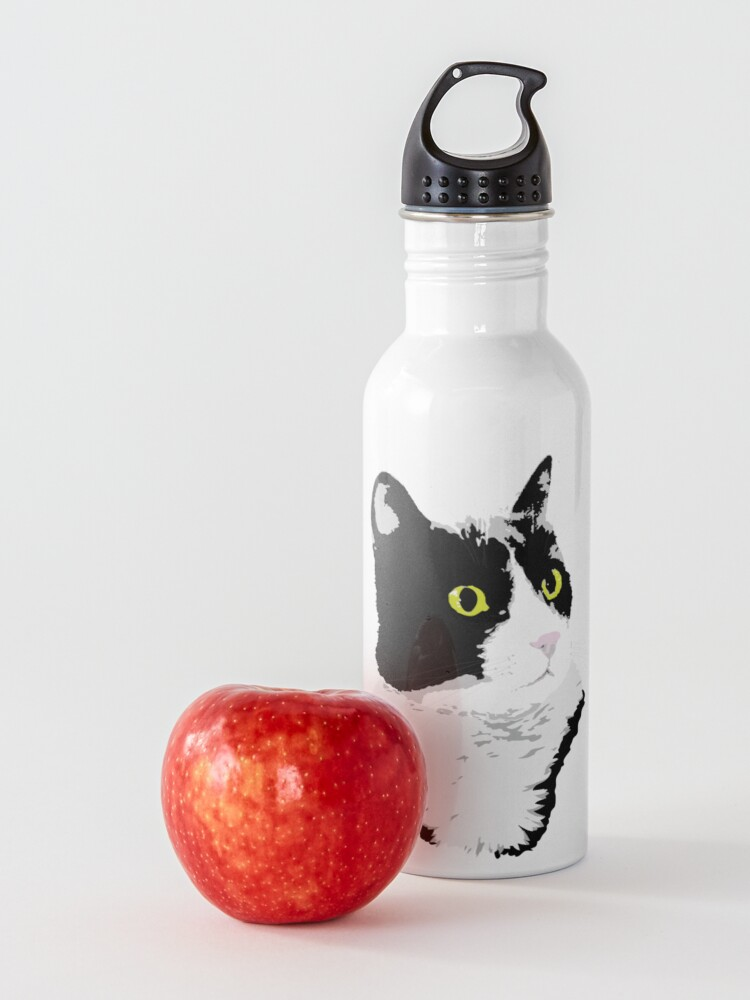 Alternate view of Regal Tuxedo Kitty Water Bottle