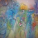 Beneath the sea I swim by Ellen Keagy