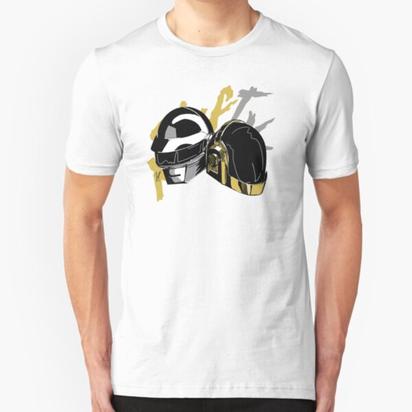 Daft Punk Slim Fit T-Shirt