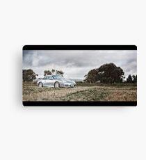 Porsche. Canvas Print