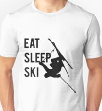 Eat Sleep Ski T-Shirt