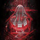 Crimson Window by RoosterRepublic