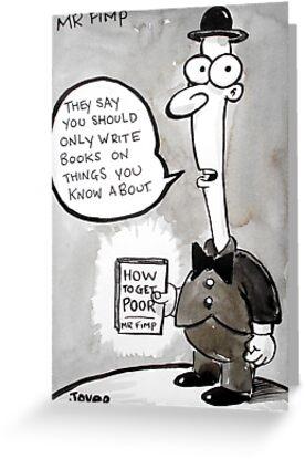 Mr Fimp - poor  by Loui  Jover
