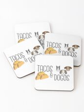 Tacos and Dogos  Coasters