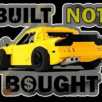 Built not Bought - RX7 by SlimReaper35