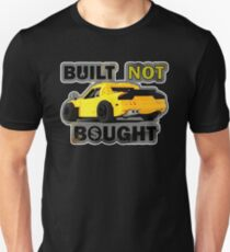 Built not Bought - RX7 T-Shirt