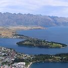 Queenstown Panoramic by GuyWatson