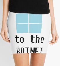 Welcome Mini Skirt