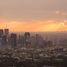 Brisbane Sunrise by GuyWatson