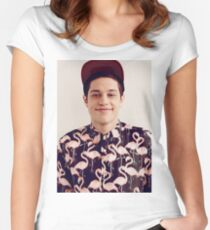 Pete Davidson Women's Fitted Scoop T-Shirt