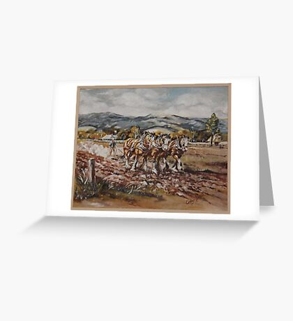 The Outback I Greeting Card