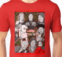 national lampoon's christmas vacation tribute art Unisex T-Shirt