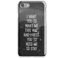 if you dont know - 5 Seconds of Summer iPhone Case/Skin