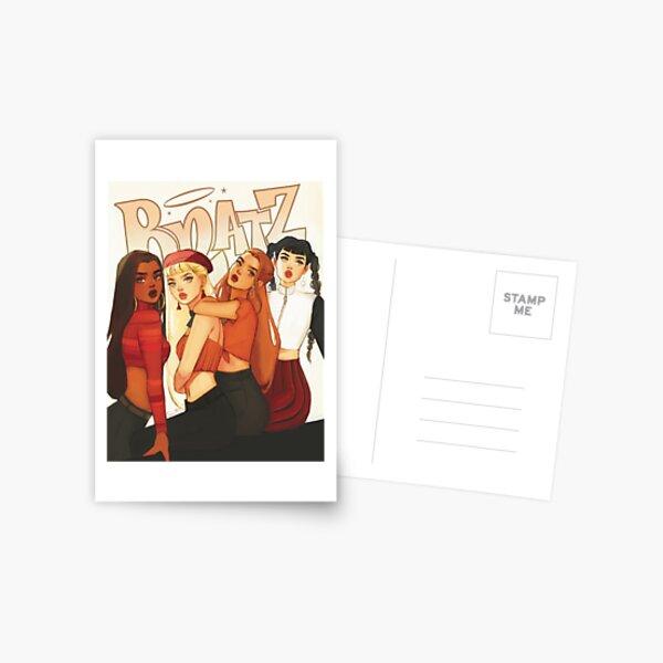 BRATZ Postcard