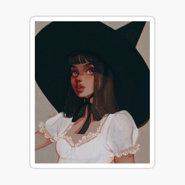 witch Sticker