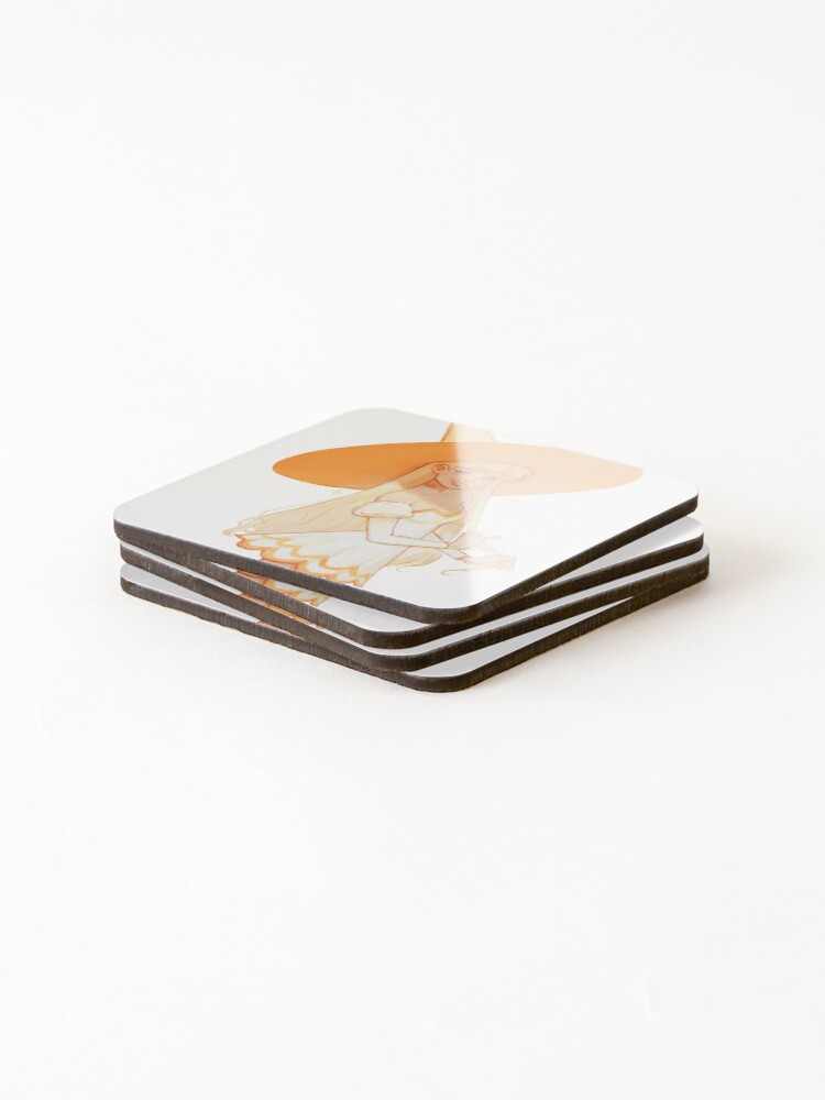 Alternate view of Witch Venus Coasters (Set of 4)