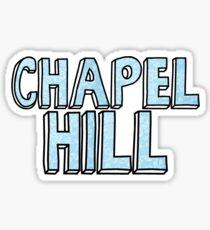 Chapel Hill Flowers Sticker