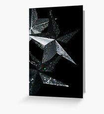 """Stars"" (Christmas Card) Greeting Card"