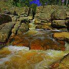 Woolshed Falls. by Petehamilton