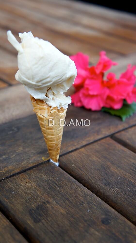 Imitation Ice Cream by D. D.AMO